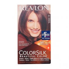 Dye No Ammonia Colorsilk Revlon Light brown