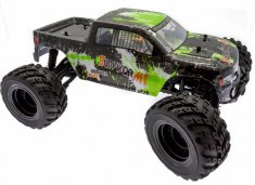 RADIOSTYRD MONSTERTRUCK BIL 1:12, 30KM/H, 4WD, 2.4G, HBX SURVIVOR MT RTR