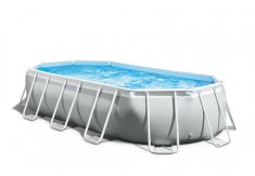 INTEX PRISM OVAL POOL 503 x 274 x 122 cm