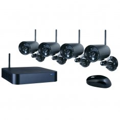 WDVR740S DVR Kameraset 4-pack