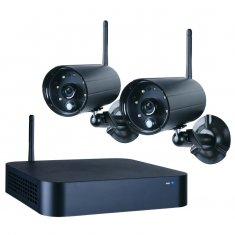 WDVR720S DVR Kameraset 2-pack