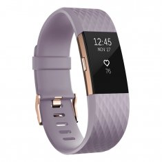 Charge 2 Lavender Rose Gold S