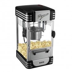 Popcornmaskin Retro Black Edt