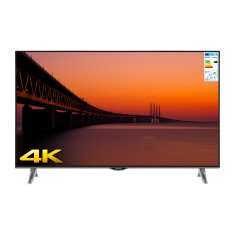 "TV LED 55"" Eled UNB 4K Sm/Wifi"