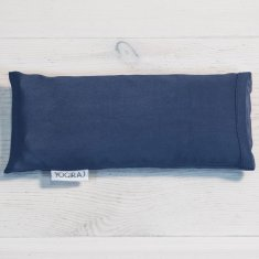 Eye pillow Blueberry Blue