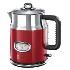 Vattenkokare Retro Red Kettle