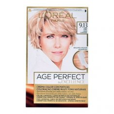 Permanent Anti-Ageing Dye Excellence Age Perfect L'Oreal Expert Professionnel Blont