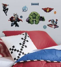 Avengers Asemble Wallstickers