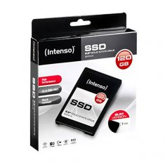 "Hårddisk INTENSO 3813430 2.5"" SSD 120 GB 7 mm Sata III"