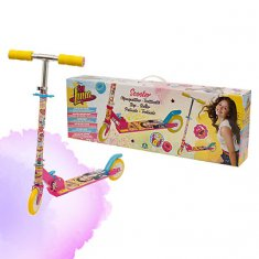 Soy Luna 2 Sparkcykel Wheels Scooter
