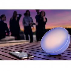Philips Hue Go Color Bärbar bordslampa