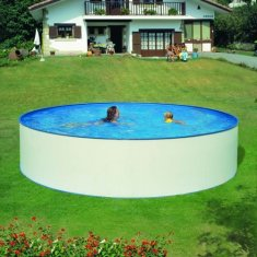 BESTWAY POOL ARIZONA, OVANMARKSPOOL RUND Ø350, H90 CM