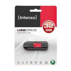 USB-minne INTENSO 3511480 32 GB Svart