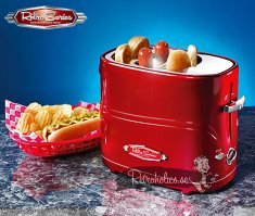 Hot Dog POPUP Toaster Retro Line