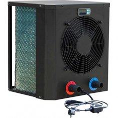 HEAT SPLASHER ECO PLUG & PLAY VÄRMEPUMP 4,2 KW Swim & Fun