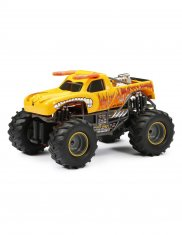 New Bright Monster Jam 1:15 radiostyrd bil