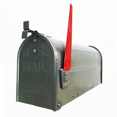 US Mailbox original Retro