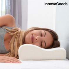InnovaGoods Memory Foam Neck Pillow