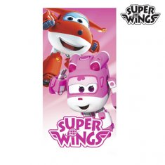 Rosa strandbadlakan Super Wings