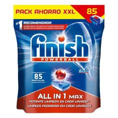 Finish All in One Regular Dishwasher Tablets (85 Washes)