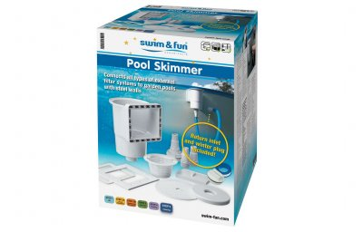 Skimmer/Breddavlop Set Swim & Fun