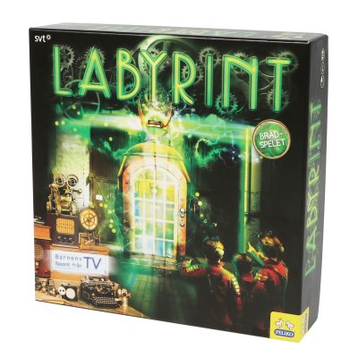 Labyrint spel RETUREXEMPLAR
