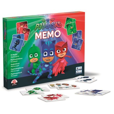 PJ Masks Memo Game