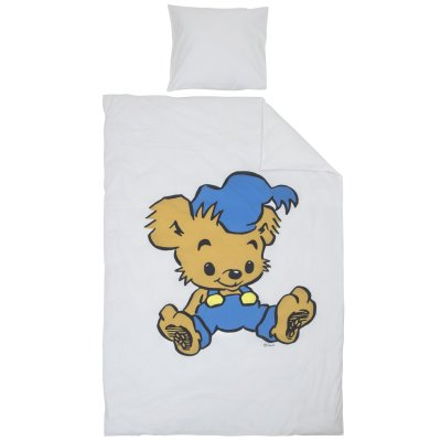 Påslakanset Bamse Junior