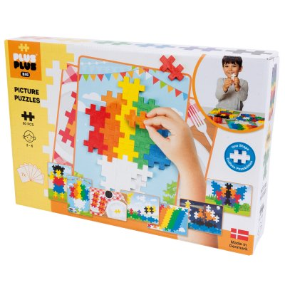 Big Picture Puzzel Basic/60 pc