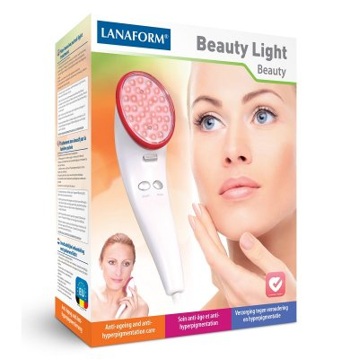Lysdiodapparat BEAUTY LIGHT Lanaform