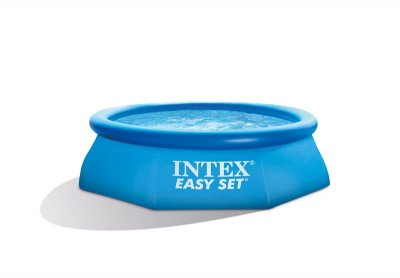 INTEX Easy Set Pool 244x76cm (2.419L) inkl. filterpump