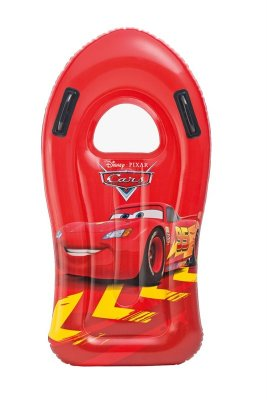 CARS Surf Rider Intex 108x57cm (3-6 år)
