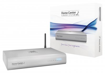 Smart Home System Controller Z-Wave Fibaro