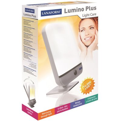 Lumino Plus Ljusterapilampa Lanaform