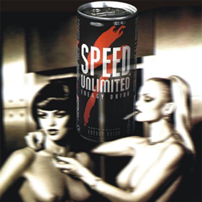 Speed Unlimited Energidryck
